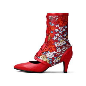 『Obi de Boots 粋』百花〜Hyakka〜の画像