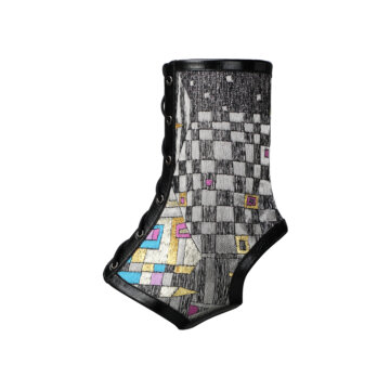 『Obi de Boots 粋』金鱗〜Kinrin〜(ブーツカバーのみ)の画像