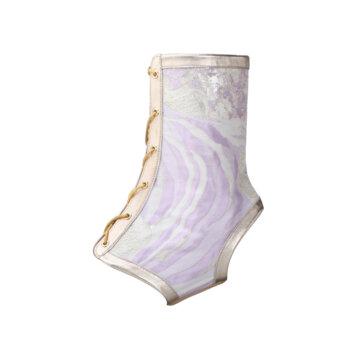 『Obi de Boots 粋』流れ〜Nagare〜(ブーツカバーのみ)の画像