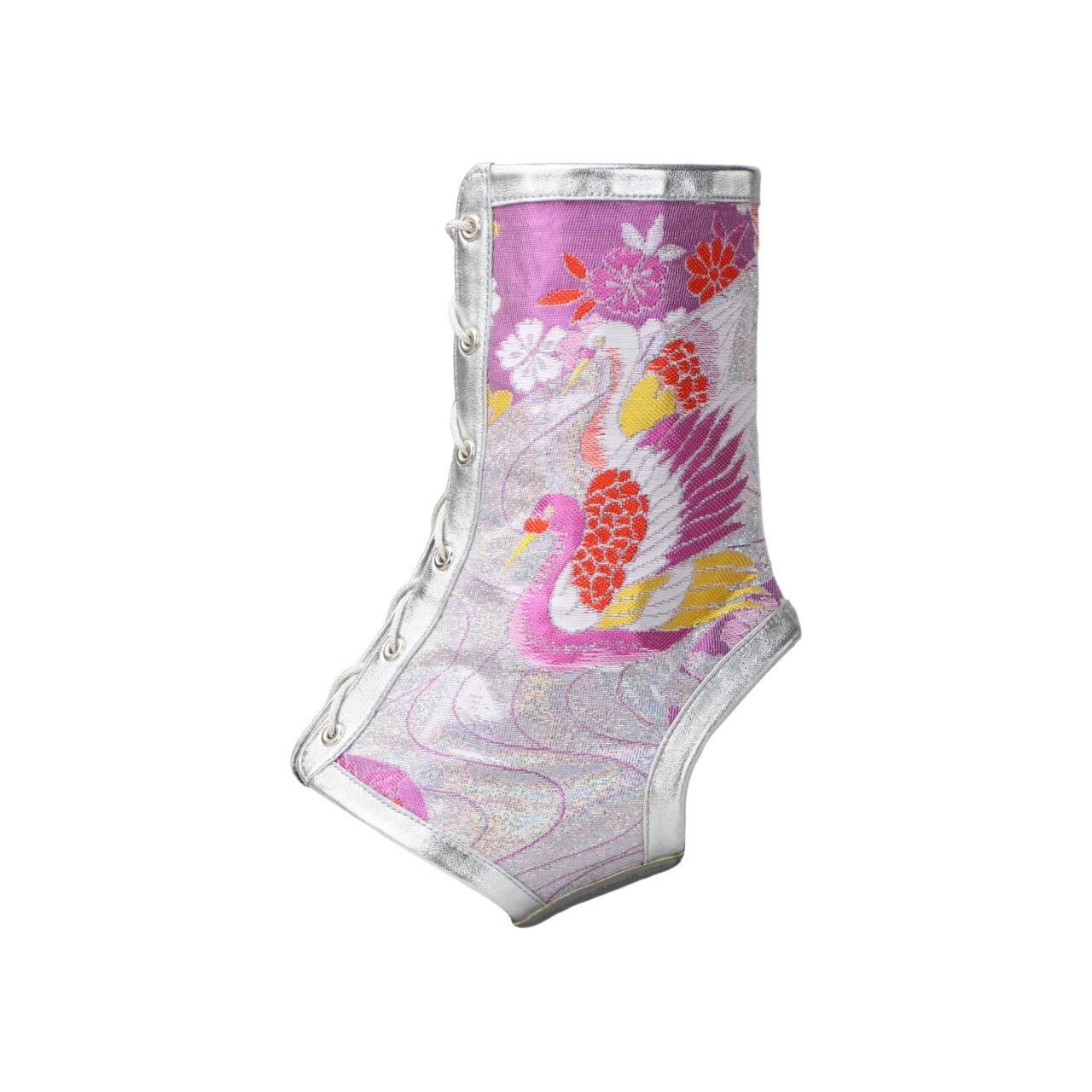 『Obi de Boots 粋』恋慕〜Renbo〜(ブーツカバーのみ)の画像