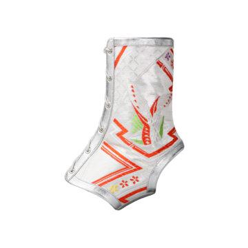 『Obi de Boots 粋』折鶴〜Orizuru〜(ブーツカバーのみ)の画像